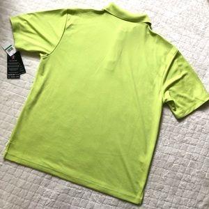 PGA Tour Shirts - PGA Tour volt tech polo/ L